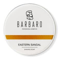 "Barbaro ""Eastern sandal"" - Мыло для бритья, 80 г, фото 1"