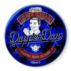 Dapper Dan Shave Cream - Крем для бритья, 150 мл, фото 1