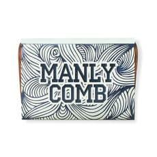 Manly Comb - дубовый гребень из дуба, фото 1