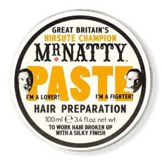 MR NATTY PASTE HAIR PREPARATION - ПАСТА ДЛЯ ВОЛОС, 100г, фото 1
