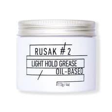 RUSAK #2 / Light Hold Grease - Бриолин легкой фиксации, 113г, фото 1