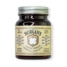Morgan's Classic Pomade - Классическая помада бриолин с миндальным маслом и маслом ши, 100 гр, фото 1