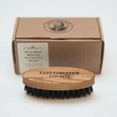 Captain Fawcett Wild Boar Bristle Moustache Brush - Щетка для усов, фото 1