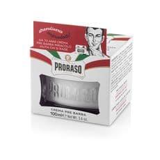 Proraso Before Shaving - крем до бритья для чувствительной кожи с зеленым чаем и овсом, 100 мл, фото 1