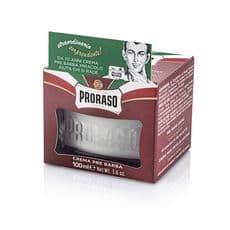 Proraso Before Shaving - крем до бритья питательный с маслом сандала и маслом ши, 100 мл, фото 1