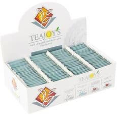 TEAJOY'S - чай черный байховый с ароматом бергамота, (100 пакетиков по 2 гр), фото 1