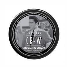 American Crew King Grooming Cream - крем с сильной фиксацией и высоким уровнем блеска для укладки волос и усов 85 г, фото 1