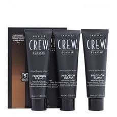 American Crew Precision - камуфляж для седых волос, Средний пепел. 5/6, 3*40мл., фото 1
