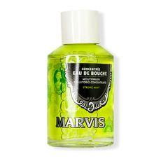 "Marvis Mouthwash Collutorio Concentrato / Strong Mint - Ополаскиватель/концентрат для полости рта ""Мята"", 120 мл, фото 2"
