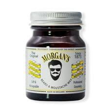 MORGAN'S Beard And Moustache Wax - Воск для бороды и усов, 50 гр, фото 1