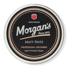Morgan's  Matt Paste - Матовая паста, 75 мл, фото 1