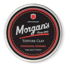 Morgan's Texture Clay - Текстурирующая глина для укладки, 75 мл, фото 1