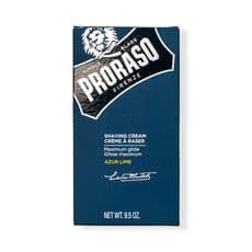 PRORASO Shaving Cream - Крем для бритья Azur Lime, 275 мл, фото 1