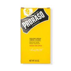 Proraso Shaving Cream - Крем для бритья Wood and Spice, 275 мл, фото 1