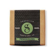 Suavecito Premium Blends Matte Pomade-матовая помада, средней фиксации, 113г, фото 1
