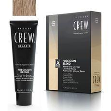 American Crew Precision - Камуфляж для седых волос, Блонд 7/8, 3*40 мл., фото 1