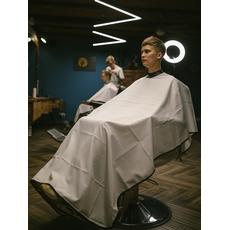 """Rebel Barber """"Vintage Classics"""" - Пеньюар с неопреновым воротником, фото 4"""