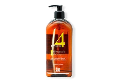 Sim Sensitive System 4 / Climbazole Shampoo № 2 - Шампунь № 2 (для сухих волос), 500 мл, фото 1