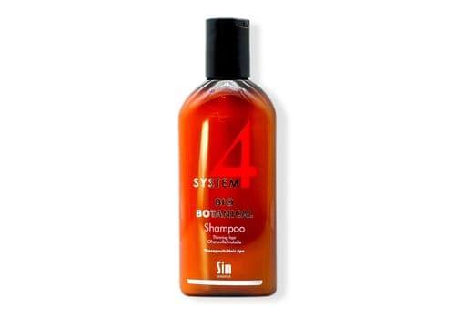 Sim Sensitive System 4 / Bio Botanical Shampoo - Био Ботанический шампунь для стимуляции роста волос, 215 мл, фото 1