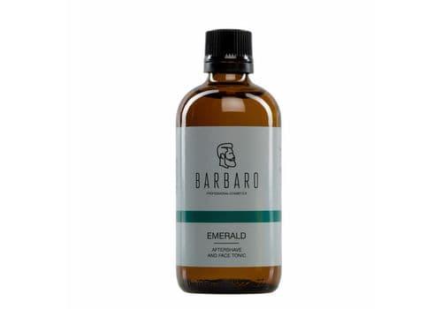 "Barbaro ""Emerald"" - Лосьон (тоник) после бритья, 100 мл, фото 1"