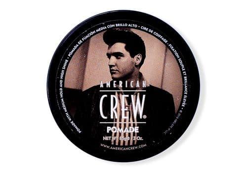 American Crew King Pomade - помада со средней фиксацией и высоким уровнем блеска для укладки волос 85 г, фото 1