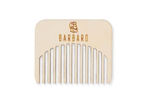 Barbaro - Гребень для бороды и волос, фото 2