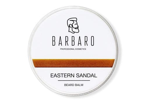 "Barbaro ""Eastern sandal"" - Бальзам для ухода за бородой, 26 г, фото 1"