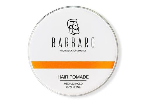 Barbaro Hair Pomade - Помада для укладки волос / Средняя фиксация, 100 г, фото 1