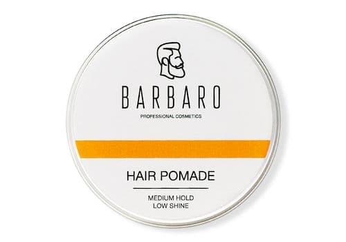 Barbaro Hair Pomade - Помада для укладки волос / Средняя фиксация, 60 г, фото 1