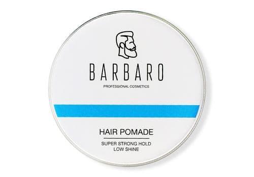 Barbaro Hair Pomade - Помада для укладки волос / Сильная фиксация, 100 г, фото 1