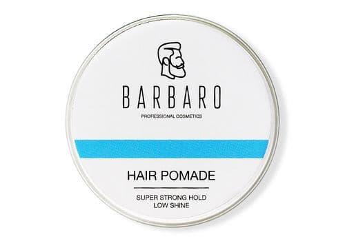 Barbaro Hair Pomade - Помада для укладки волос / Сильная фиксация, 60 г, фото 1