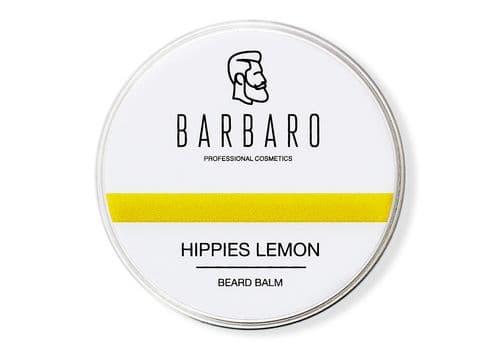 "Barbaro ""Hippies lemon"" - Бальзам для ухода за бородой, 26 г, фото 1"
