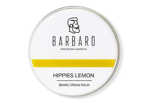 Barbaro «Hippies lemon» - Крем-бальзам для бороды, 50 г, фото 1