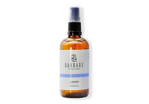 Barbaro «Juniper» - Масло для бритья универсальное, 100 мл, фото 1