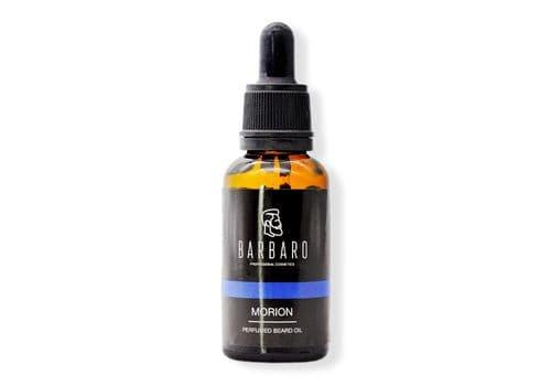 "Barbaro ""Morion"" - Парфюмированное масло для бороды, 30 мл, фото 1"