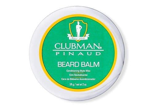 Clubman Beard Balm - Бальзам-фиксатор для бороды, 59 гр, фото 1
