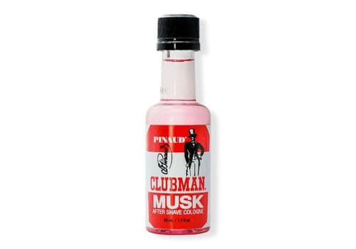Clubman Musk After Shave Lotion - Лосьон после бритья, 50 мл, фото 1