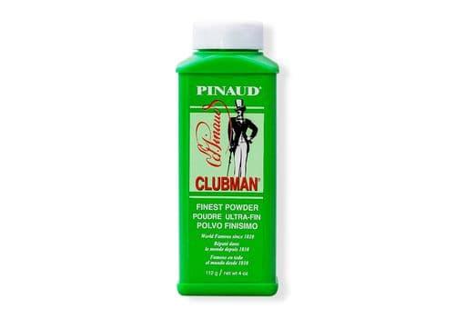 Clubman Finest Powder Ultra-Fin -Тальк супер-легкий (белый), 255г, фото 1