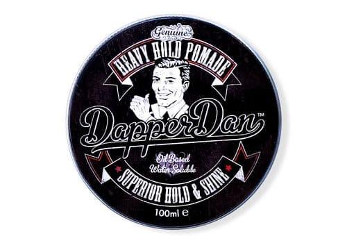 Dapper Dan Heavy Hold Pomade - Помада для укладки волос на жировой основе, 100 мл, фото 1