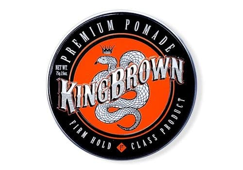 Kingbrown Premium Pomade - помада на водной основе, 75 г, фото 1