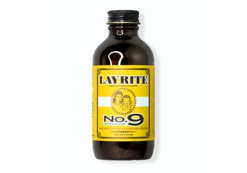 Layrite Bay Rum After Shave - лосьон после бритья, 118 мл, фото 1