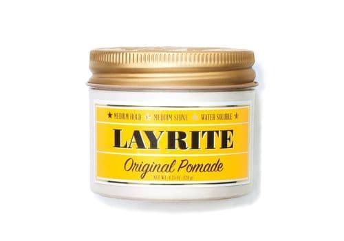 Layrite Original  Pomade - помада на водной основе, 120 гр, фото 1