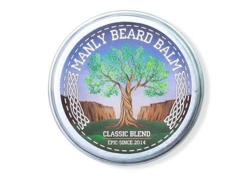 Manly Beard Balm Classic - бальзам для бороды, 50 мл, фото 1