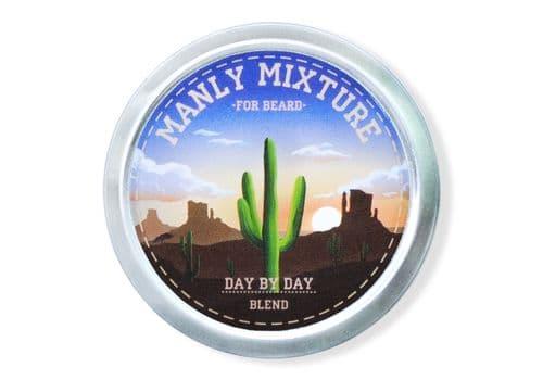 Manly DAY BY DAY - микстура для бороды, 40 мл, фото 1