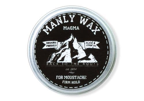 Manly Wax magma -Воск для усов, 15 мл, фото 1