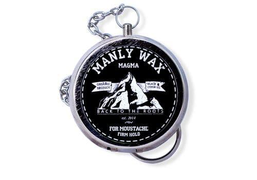 Manly Wax magma - Воск для усов, 20 мл, фото 1