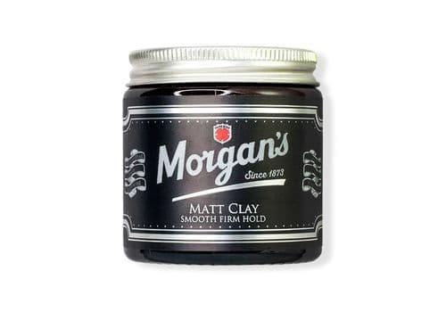Morgan's Matt Clay - матовая глина с кератином для укладки, 120 мл, фото 1