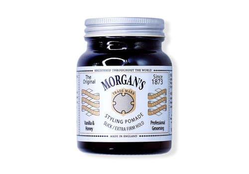 MORGAN'S Pomade Vanilla & Honey - Помада для укладки волос, Экстра сильная фиксации/Без блеска, 100 гр, фото 1