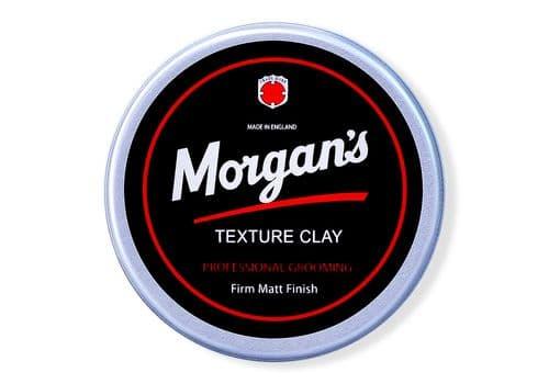 MORGAN'S Texture Clay - Текстурирующая глина для укладки, 100 мл, фото 1
