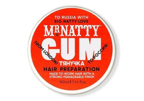 Mr. Natty Gum Hair Preparation - Тянучка для укладки волос, 100 мл, фото 1